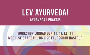 Lev Ayurveda !
